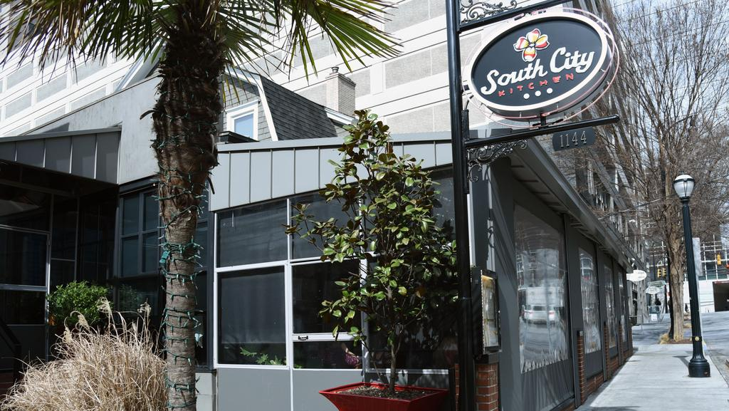 south city kitchen hits trifecta on best southern restaurants list atlanta business chronicle - South City Kitchen