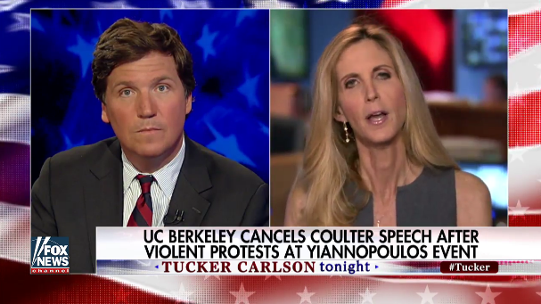 Tucker Carlson Ann Coulter