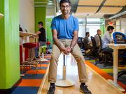 Ani Vemprala, CTO and co-founder of Picwell.