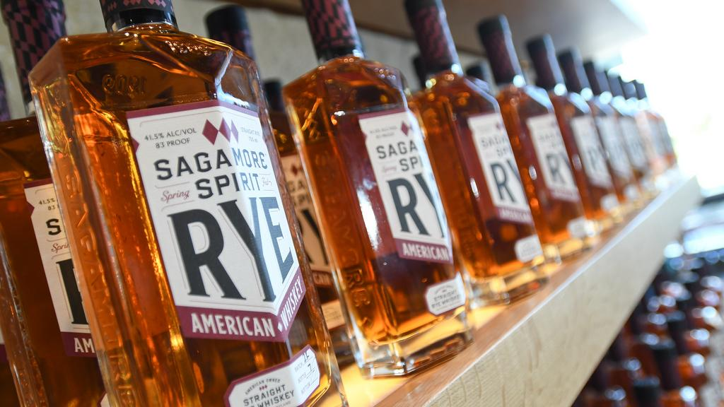 Kevin Plank's Sagamore Rye is building a 'barn' to age its whiskey