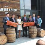 'Maryland rye is back,' Sagamore Spirit president declares at distillery opening (Video)