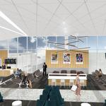 New vision for airport adds $100 million to price tag