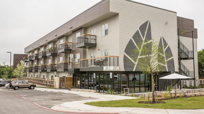A mellow vibe: PSW delivers Thornton Flats in South Austin