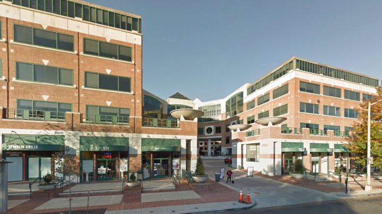 Donohoe plans makeover for 4000 Wisconsin in Tenleytown - Washington on