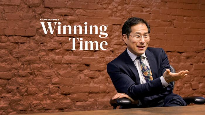 Cover Story: James Chung says Wichita remains a work in progress