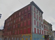 The Rosco building, at 1434 Vine St., also would be rehabbed into street-level commercial and office space.
