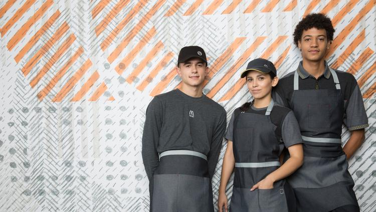McDonald's mentoring campaign matches workers with dream
