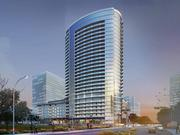 The 29-story residential tower by Palladium USA is slated to get underway at Plano's Legacy West next week.