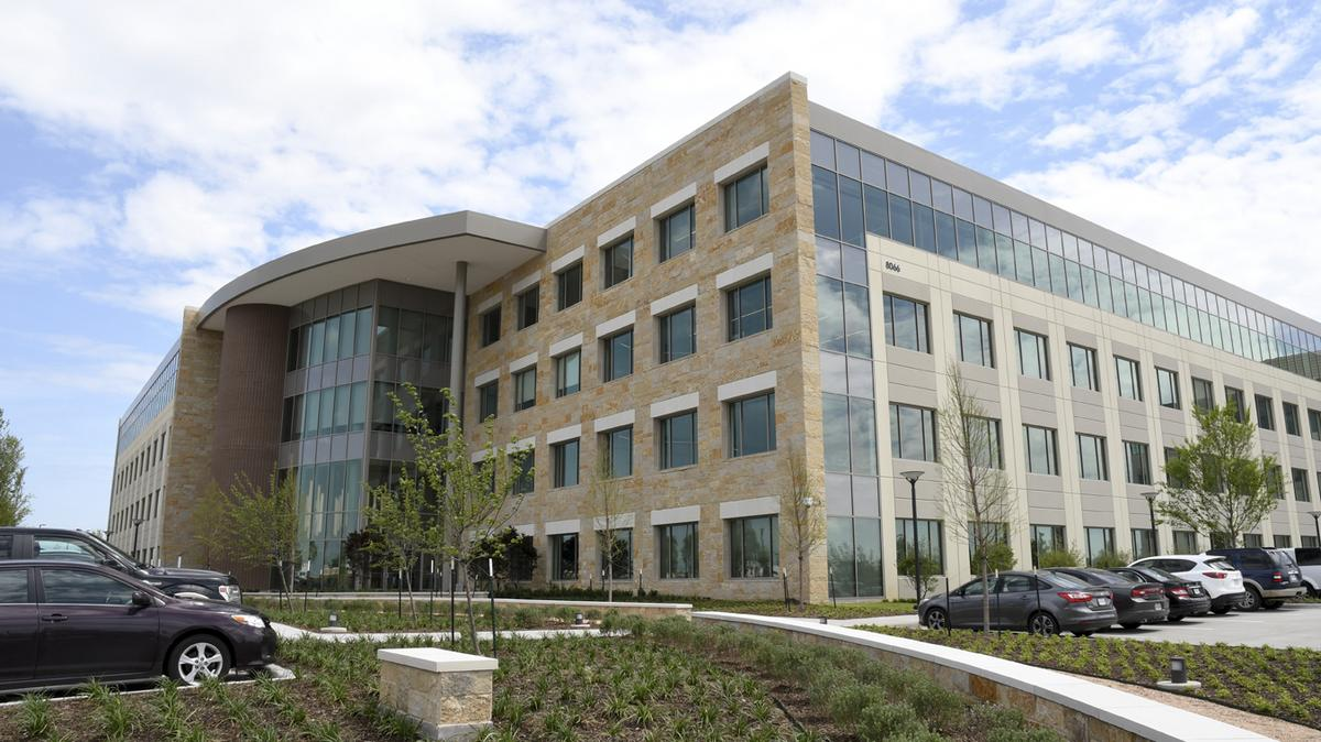 Capital One puts its money on tech-savvy campus to attract new ...