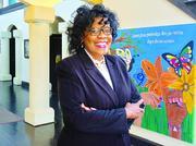 Karen Bond is the executive director at Boys Hope Girls Hope of Baltimore.
