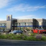 Oakland housing boom fuels auto row migration toward Coliseum