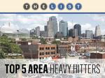 Top of the List: Heavy Hitters in Commercial Real Estate