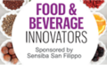 Food and Beverage Innovators