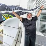 Q&A: A pop of culture with Steve Wozniak