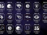 Ravens unveil 2017 schedule