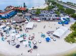 From tug of war to dunk tanks, see how TBBJ's Best Places to Work celebrated on the beach (Photos)