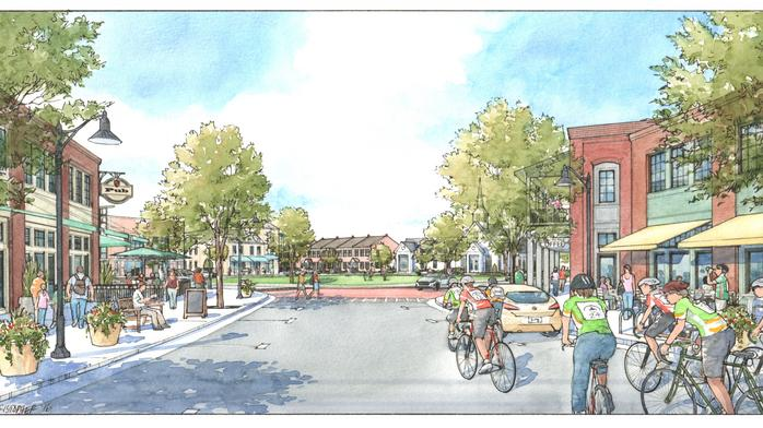 New 385-acre Triad development to feature walkable, village-like neighborhood