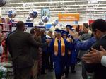 First class graduates from Walmart's only Charlotte-area training academy (PHOTOS)