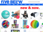 Teen retailer Five Below opens 9 stores in L.A. area