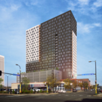 Mortenson joins Northeast Minneapolis boom with 26-story apartment tower proposal