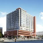 First look: Newcomer hopes Hyatt hotel is first of many projects to come