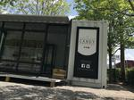 Retailer opening in shipping container at Railroad Park