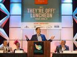 Seth Davis brings jokes, tenderness to Kentucky Derby kickoff luncheon (PHOTOS)