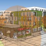 Development would surround South Minneapolis's Cardinal Bar with apartments, retail (slideshow)