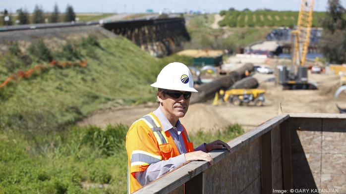 Jeff Morales, high-speed rail CEO, to step down