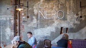 Caffe Nero has been expanding rapidly in the Boston area and plans to branch out to other parts of New England