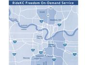 The Kansas City Area Transportation Authority will soon launch RideKC Freedom, a new on-demand service for disabled and nondisabled riders.