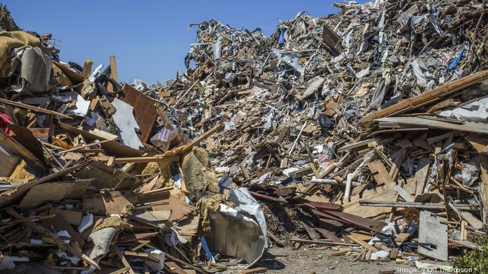 Photos: Earth Day gets recycled