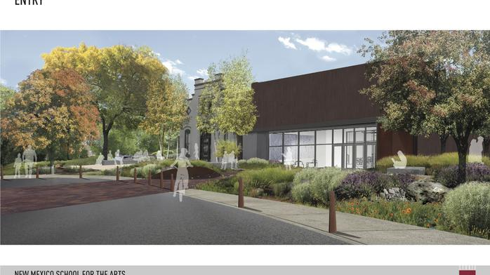Santa Fe high school 'shovel ready' for new campus