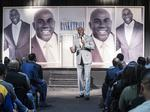 Q&A: Magic Johnson brings business, basketball message to Milwaukee: Slideshow