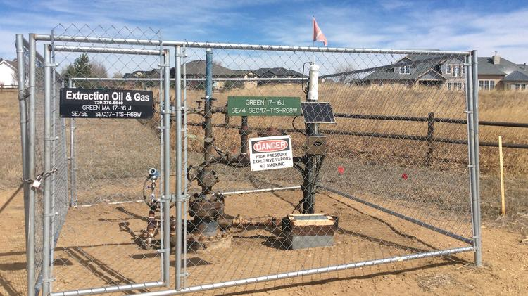 Extraction oil plans major Colorado oil and gas pipeline project