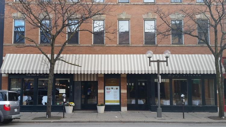 Cameron Mitchell Taking Rigsby S Space In The Short North