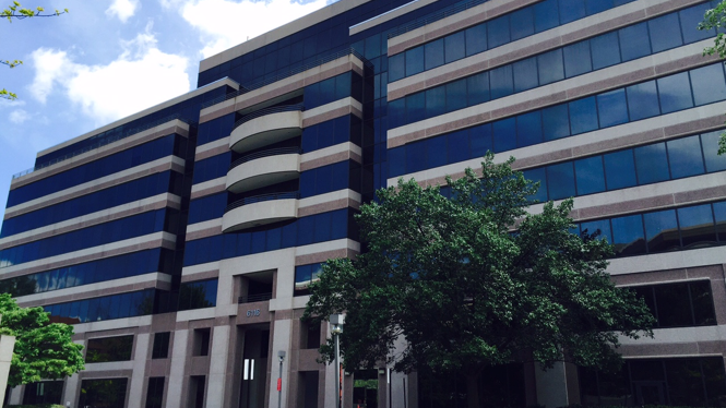 Goodstone has paid $9.5 million for 6116 Executive Blvd., an eight-story Rockville office building previously occupied by the National Institutes of Health.