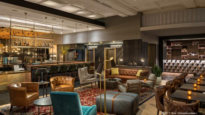 Inside look: Downtown Hilton preps to unveil the revamped Duniway hotel (Photos)
