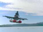 Video: Is it a bird? Is it a plane? No, it's Larry Page's flying car