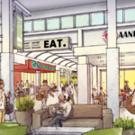 Sneak peek at what Iverson Mall will look like after its overhaul. Plus, a cookie update!