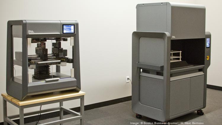 Mit Tech Review Names 3d Printing Startup As Smartest