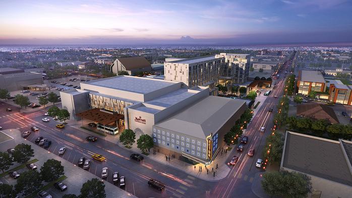 Developer behind Dallas' Virgin Hotel starts $79M project in West Texas