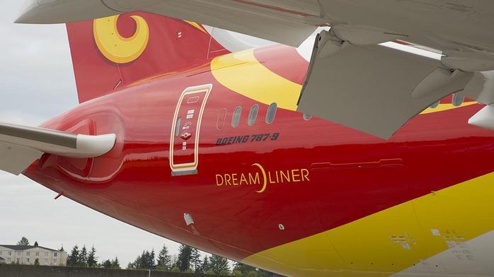 Sneak peek: Hainan Airlines' new Boeing Dreamliner 787-9 interior (Photos)