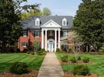 Home of the Day: Elegant 5 bedroom Georgian designed by Stratton Hammon &  close to Cherokee Park