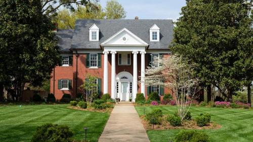 Elegant 5 bedroom Georgian designed by Stratton Hammon &  close to Cherokee Park