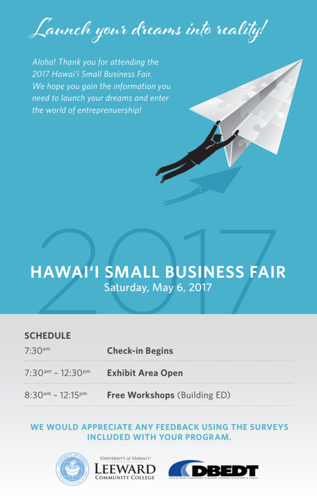 2017 Hawaii Small Business Fair