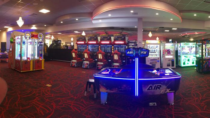 Johnny Rockets/Fun Factory entertainment venue opens 1st Hawaii location