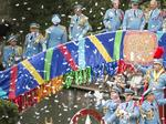 SA business community shines in Texas Cavaliers River Parade