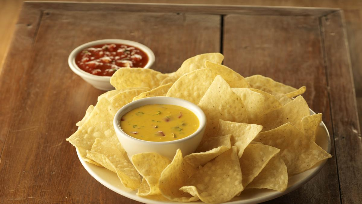 Cheddar S Scratch Kitchen Chips Homemade Queso