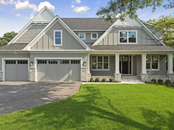 Brand New Luxurious and Expansive Home Near Downtown Minneapolis